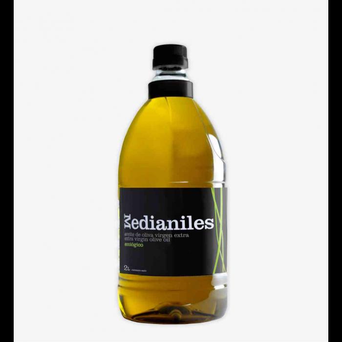 Aceite Medianiles Ecológico y Vegano 2L