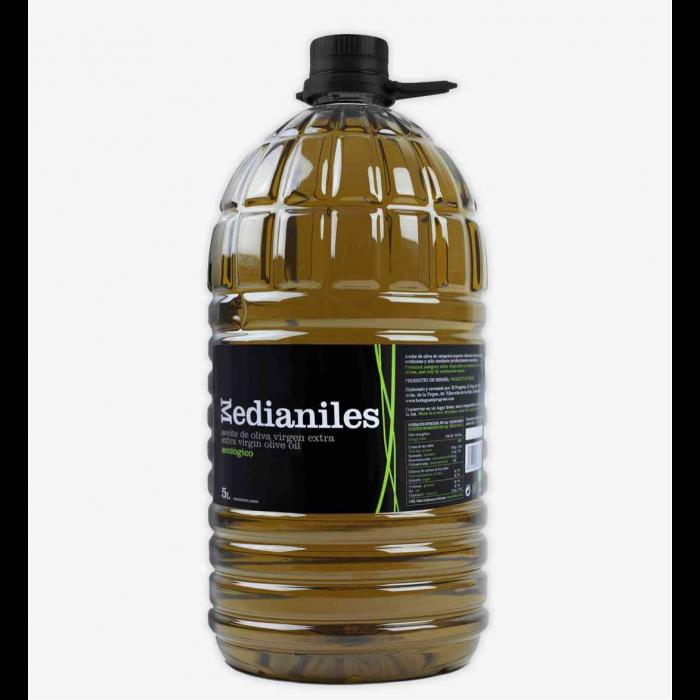 Aceite Medianiles Ecológico y Vegano 5L (Caja de 3 unidades)